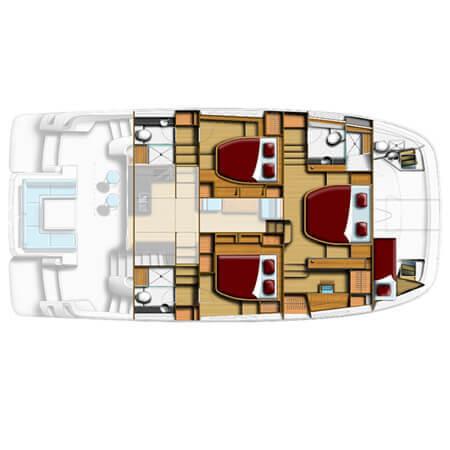 Aq44 Layout 4cabin Ex