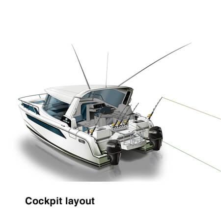 Cockpit Layout 1