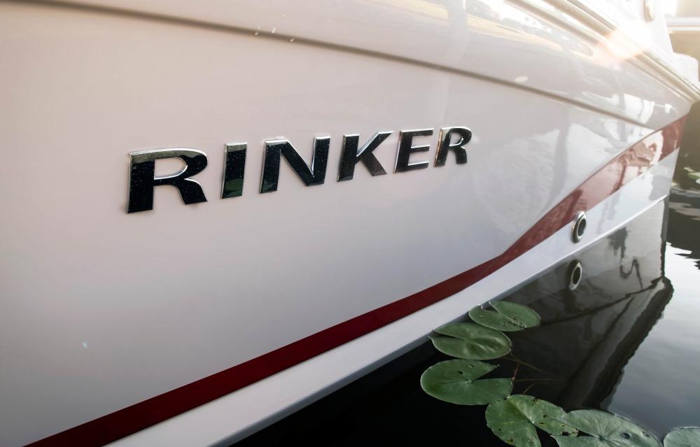 Rinker Morning Shot