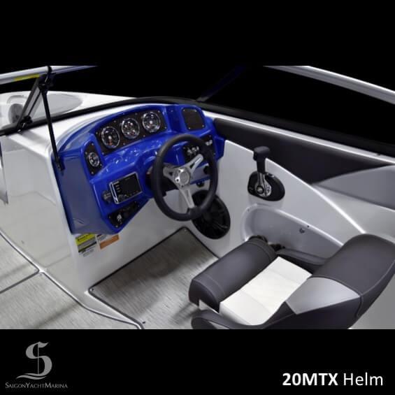 Rinker 20mtx Sterndrive12