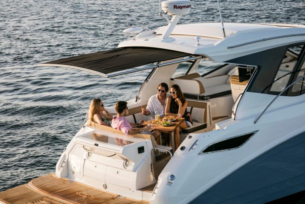 Sai Gon Yacht Sun Dan Cer 4