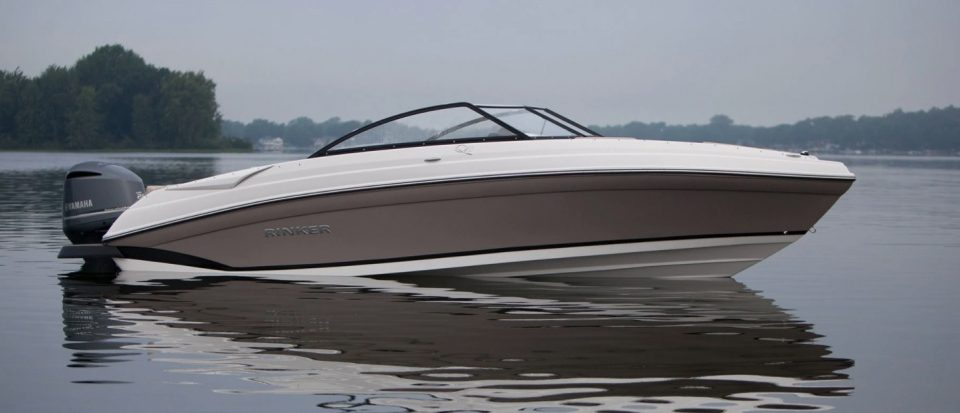 Rinker Q5 OutBoard