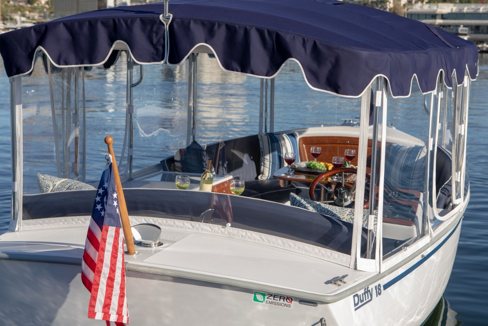 Duffy Electric Boats 18 Snug Harbor Exterior 5