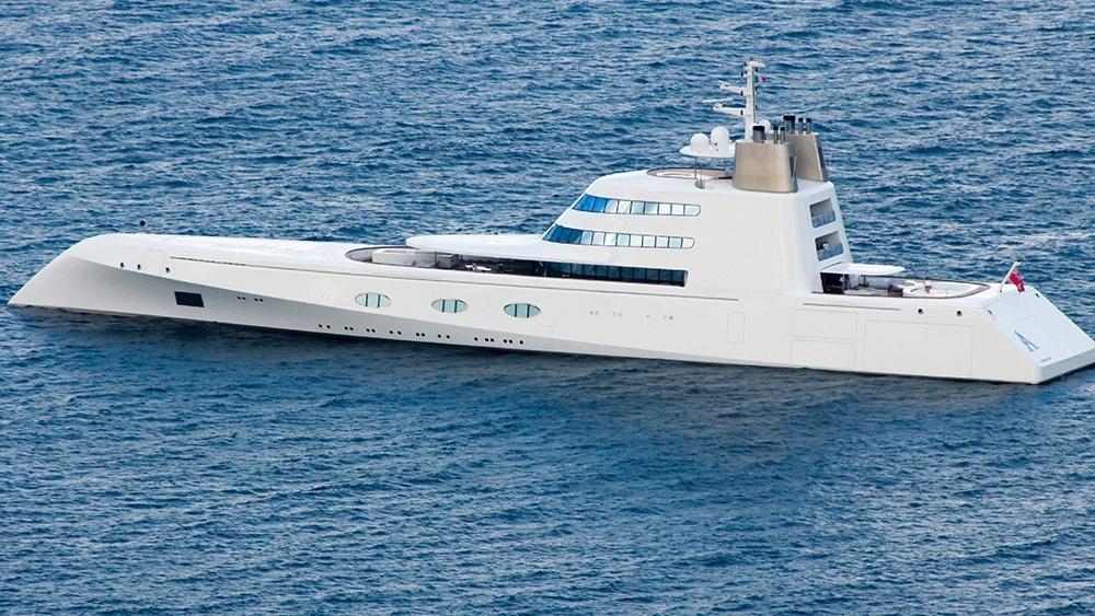Motor Yacht A