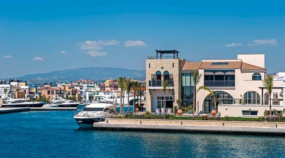 Neso Villa Limassol Marina Cyprus 1