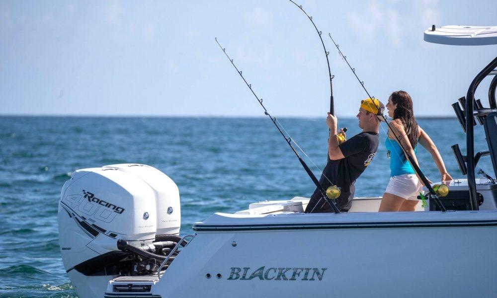 Blackfin là một trong những dòng thuyền dành cho giải trí