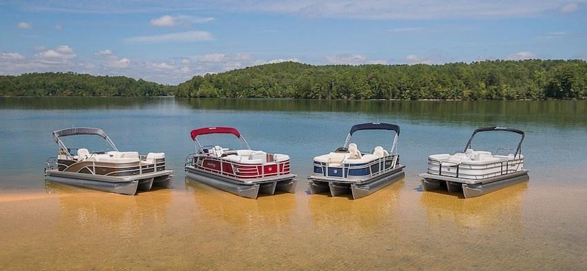 Pontoon Boats Godfrey