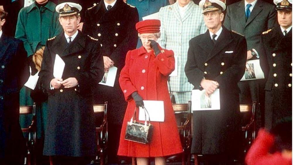 Nữ hoàng Elizabeth và Hoàng thân Philip