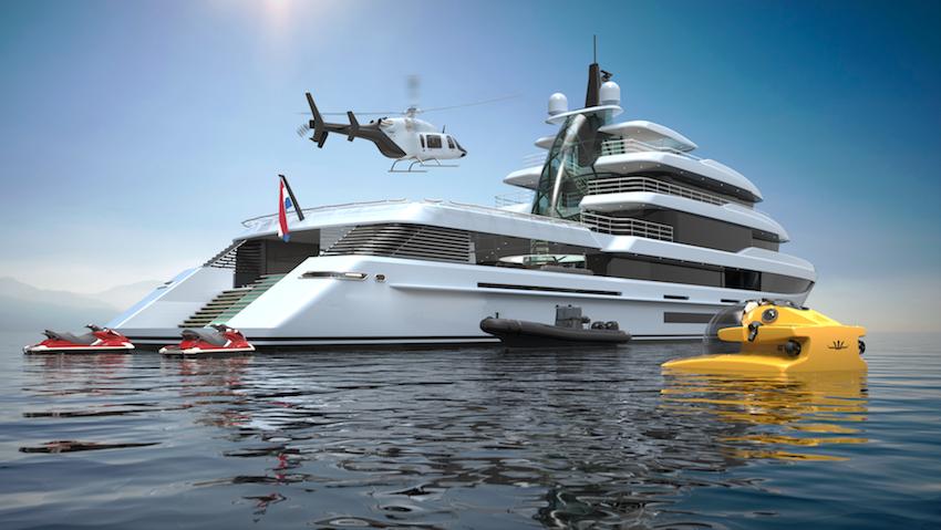 Yacht Du thuyền