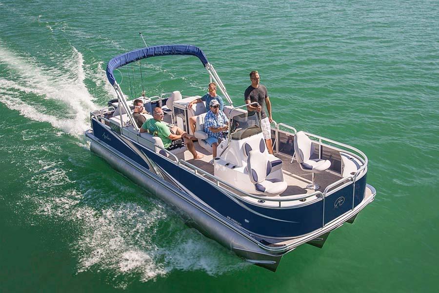 Phong cách của Pontoon Boats