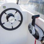 Bánh lái của thuyền Monaco 545