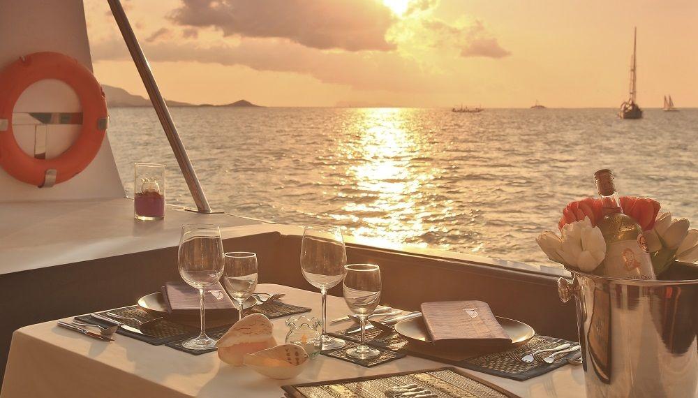 Birthday In Yacht