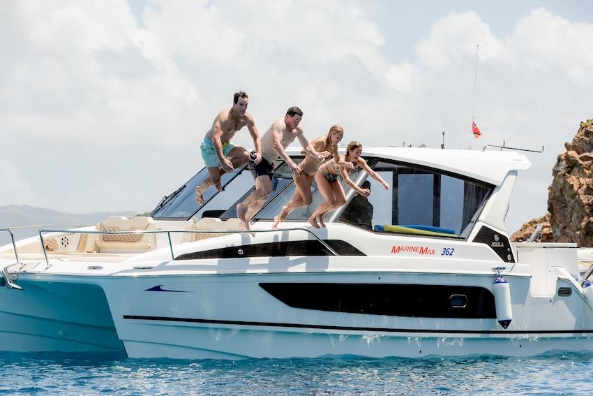 Thiên đường du thuyền